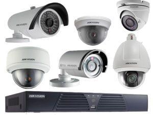 Проектирование видеонаблюдения